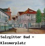Salzgitter Bad - Klesmerplatz